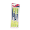 7 PC Transparent Pvc Handle Or Acetate Handle Go Throught Hammer Through Or Impact Screwdriver Set With Blister Pack
